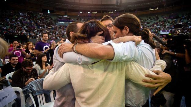 Iglesias deja la vicepresidencia para ser candidato en Madrid