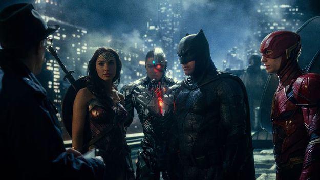 'La Liga de la Justicia de Zack Snyder' convence en su estreno