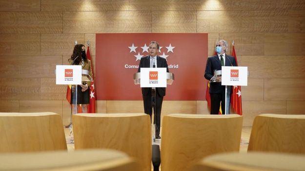 La jornada electoral del 4 de mayo será no lectiva en la Comunidad de Madrid