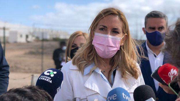 Ana Beltrán denuncia el