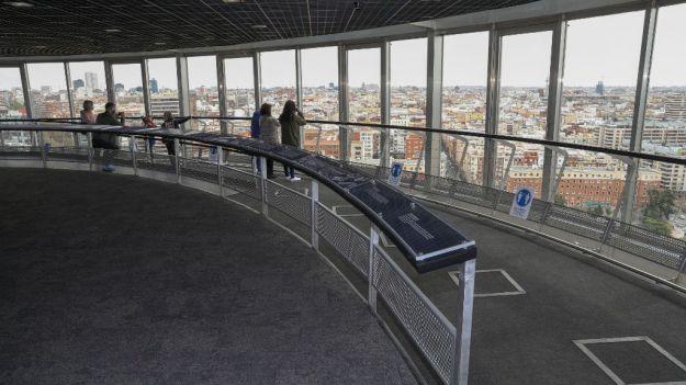 Reabre el Faro de Moncloa para disfrutar de Madrid desde las alturas