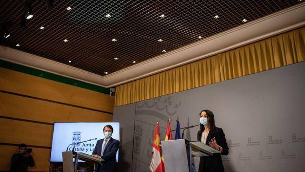 Arrimadas: 'Sánchez no puede repartir los fondos europeos a dedo'