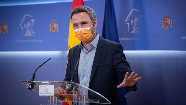 Guillermo Díaz: 'Podemos quiere que los periodistas se autocensuren previamente'