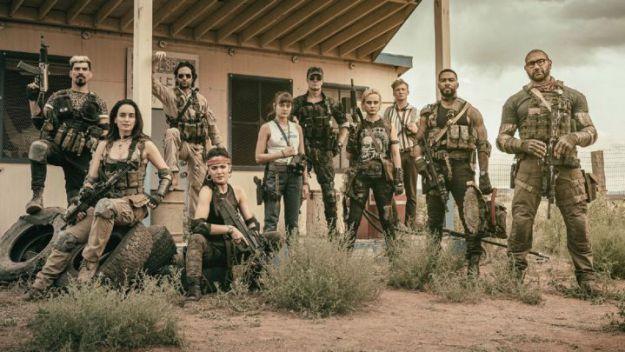 Netflix presenta el tráiler de 'Ejército de los muertos', la nueva película de Zack Snyder