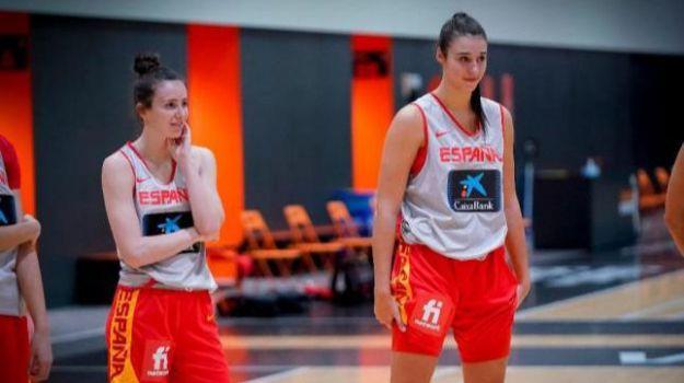 Dos españolas elegidas para el draft de la WNBA
