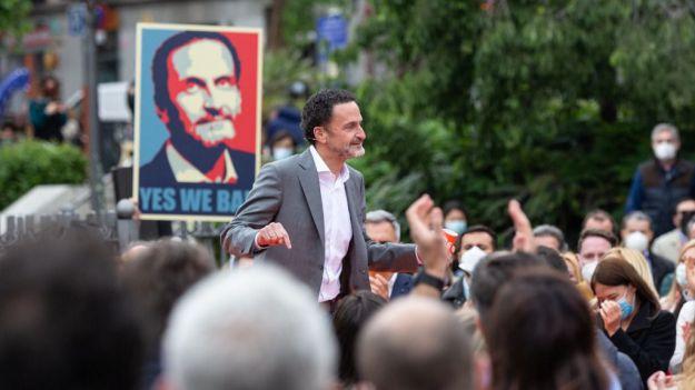 Bal: 'Ciudadanos es la única opción política que se dirige a todos los madrileños y no solo a la mitad'