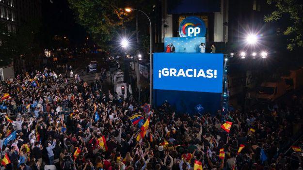 Elecciones en Madrid 2021: Ayuso tiñe de azul el mapa de la región