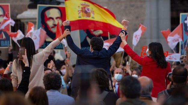 Arrimadas anuncia una convención política en julio porque 'es el momento de relanzar el centro liberal en España'
