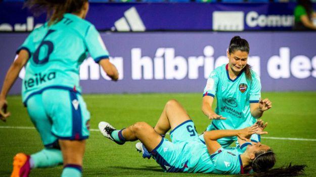 El Levante UD finalista de la Copa de SM la Reina