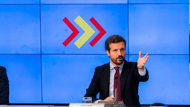 Casado a Sánchez: 'Este desvarío debe terminar'
