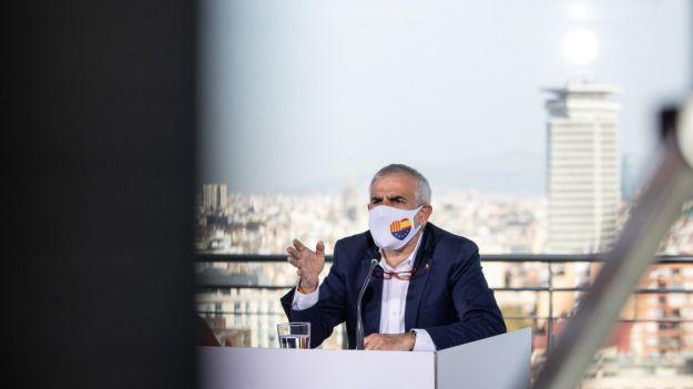 Carrizosa: 'Sánchez está menospreciando a los catalanes constitucionalistas al plantearse los indultos'