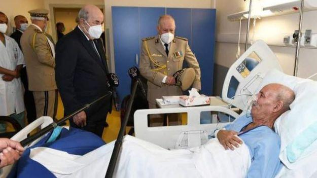 Así ha abandonado finalmente Brahim Ghali nuestro país