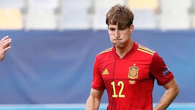 Fútbol: España cae con honores ante Portugal (0-1)