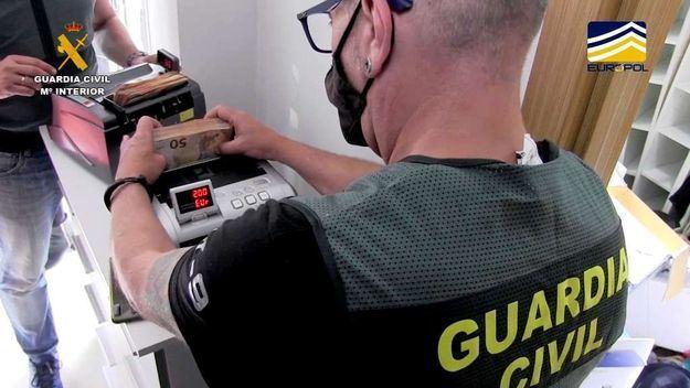 Desmantelada una estructura que controlaba el tráfico de cocaína a través de Algeciras