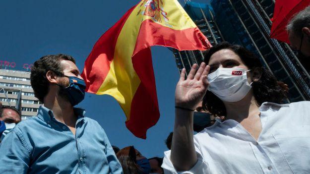 Montesinos: 'Sánchez tiene que tomar nota'