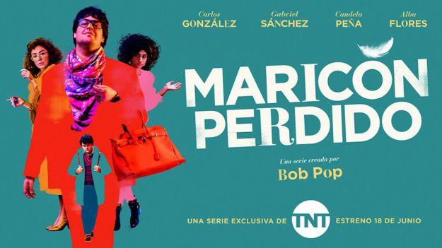 Este viernes TNT estrena 'Maricón perdido'