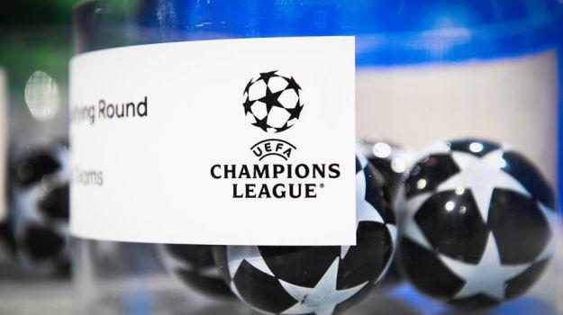 Sorteo de la segunda ronda de clasificación de la UEFA Champions League