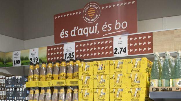 Indultos, separatismo y... ¿la apuesta de Lidl por los productos catalanes?