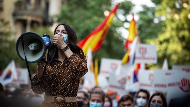 Arrimadas: 'No se puede borrar con indultos la verdad y el sufrimiento de millones de catalanes'