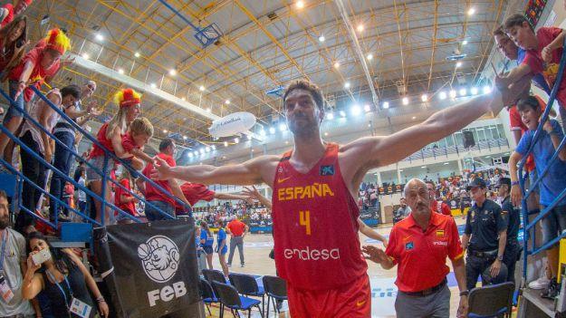 Mediaset ofrecerá la gira preolímpica de la Selección Española de Baloncesto