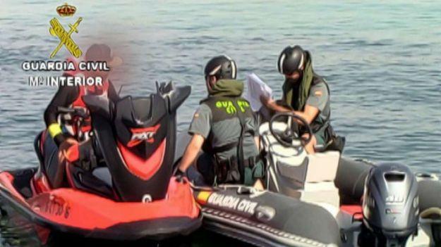 Nueva campaña de control de embarcaciones deportivas, de recreo y motos náuticas