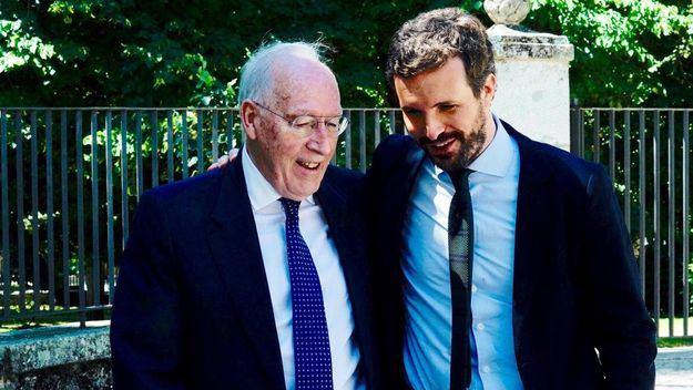 Casado responde al Gobierno tras las polémicas declaraciones del ministro Garzón sobre la carne