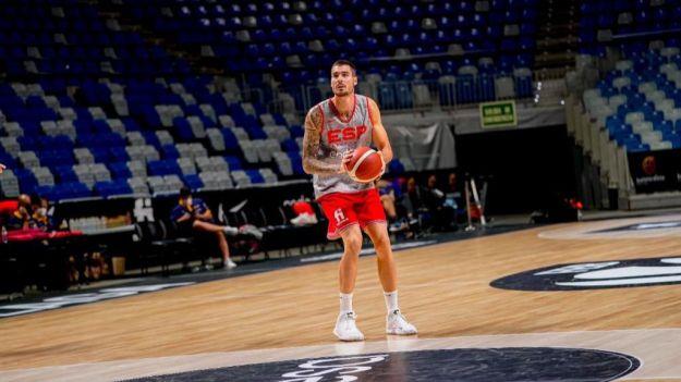Juancho Hernangómez, baja para los Juegos Olímpicos
