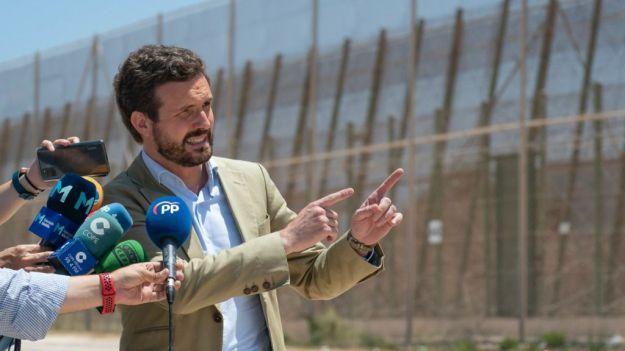 Casado: 'Sánchez se niega a definir a Cuba como una dictadura porque depende del apoyo de Podemos'