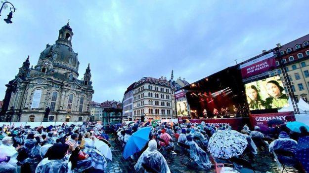 El legendario Coro Turetsky y Soprano actuarán en un evento único en la Plaza de Oriente de Madrid