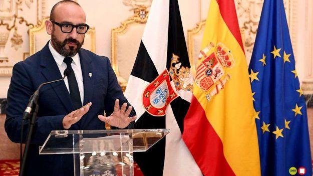 El presidente de Ceuta agradece al eurodiputado Jordi Cañas que impulsase la Resolución en Bruselas
