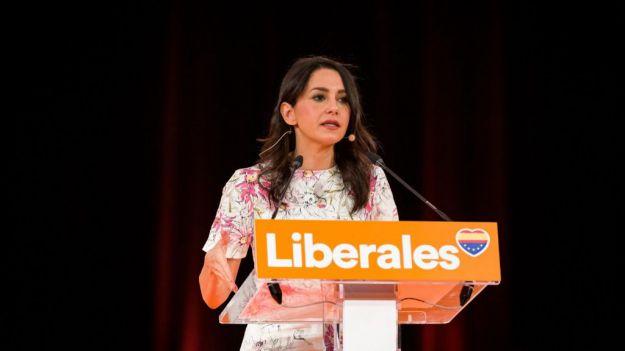 Arrimadas: 'Solo Cs garantiza una alternativa que prioriza consensos y reformas pensando en las necesidades de todos los españoles'