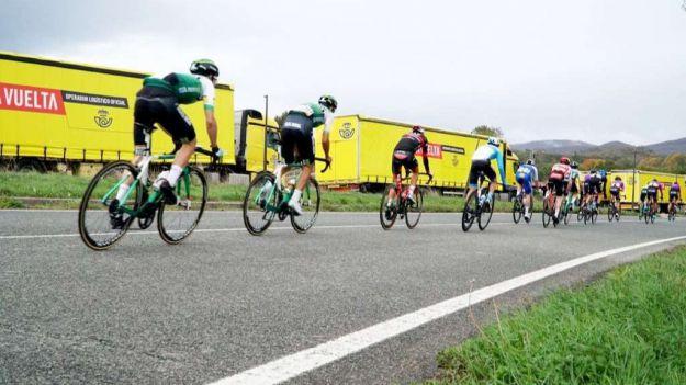 La Vuelta 2021 en clave logística