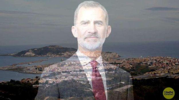 La Asamblea de Ceuta invita al Rey pese al Gobierno