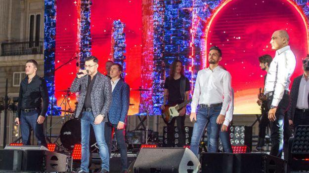 Un concierto muy especial en la Plaza de Oriente de Madrid
