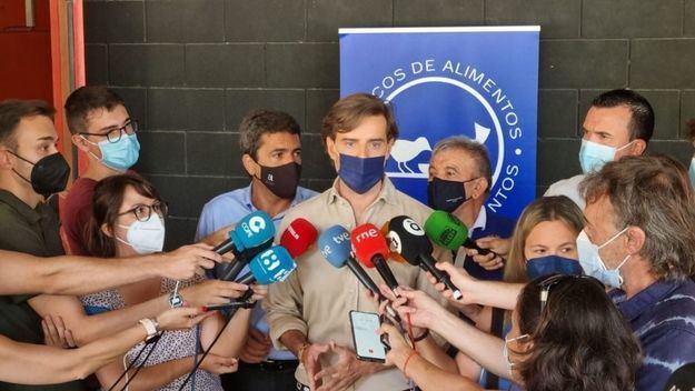 Montesinos reclama a Sánchez que exija a su 'socio preferente' Aragonés que acuda a la Conferencia de Presidentes