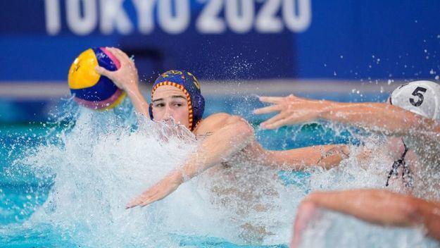 JJOO: La selección masculina de waterpolo a por la medalla