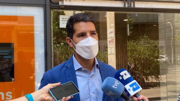 Ciudadanos: 'No podemos aceptar como normal la relación desleal de la Generalitat con el Gobierno de España'