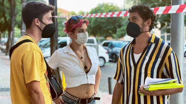 'Rainbow', la nueva película de Paco León, se estrenará en todo el mundo solo en Netflix
