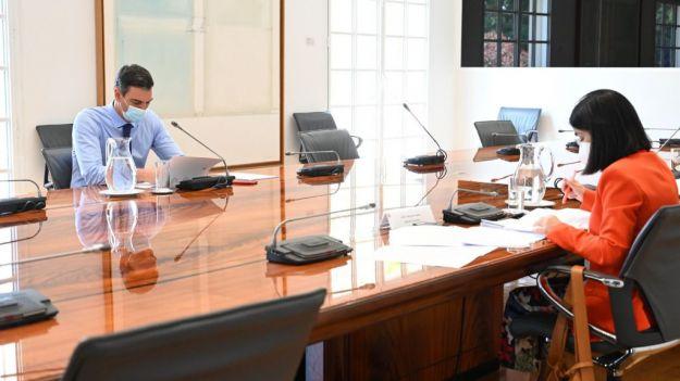 El PP considera que el Consejo de Ministros de Sánchez 'es un circo'