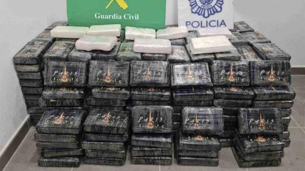 Desarticulada en Canarias una organización criminal perteneciente a la peligrosa mafia del Clan Skaljari de Montenegro