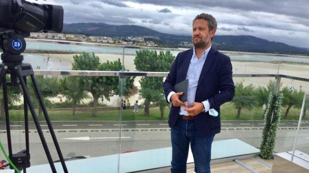 Olano: 'Exigimos a Sánchez que tome medidas para frenar el precio de la luz'