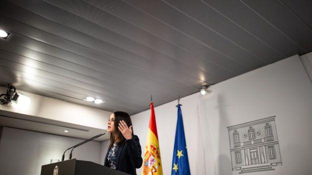 Arrimadas pide a la Comisión Europea 'una investigación sobre el desastre medioambiental del Mar Menor'