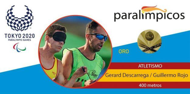 Un español vuelve a confirmar que es el mejor deportista ciego del mundo en dar la vuelta a una pista de atletismo