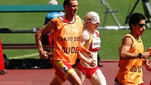 Susana Rodríguez hace historia los Juegos Paralímpicos de Tokio 2020