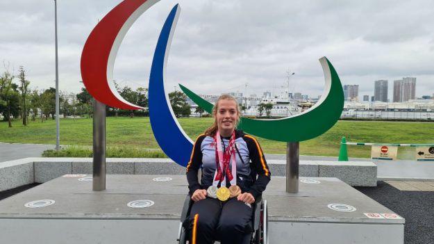 España triunfa en los Juegos Paralímpicos con 9 oros, 15 platas y 11 bronces