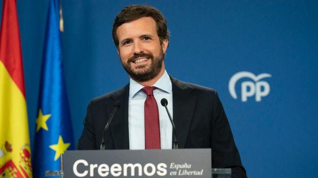 Casado insiste: 'El CGPJ se puede renovar hoy mismo'