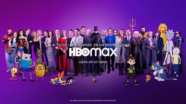 HBO Max aterriza en España el próximo 26 de octubre