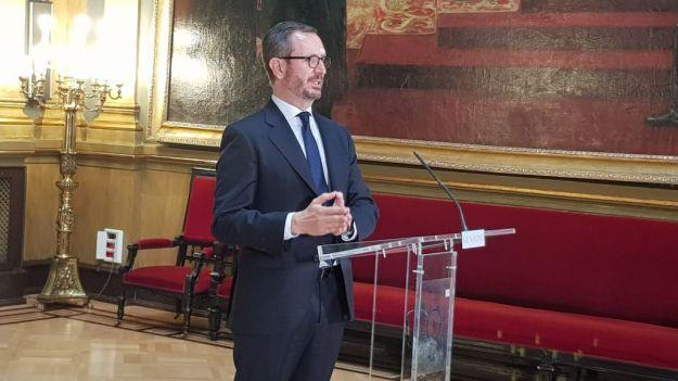 Maroto exige a Sánchez una 'garantía democrática' para renovar el CGPJ