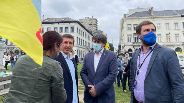Detenido en Cerdeña Carles Puigdemont
