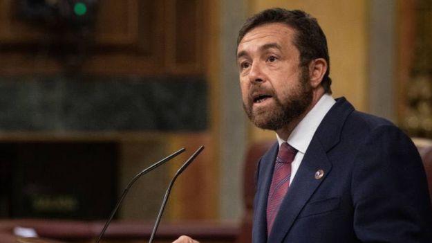 Miguel Gutiérrez al Gobierno: 'Evite que las calles del País Vasco se conviertan en un santuario de asesinos'
